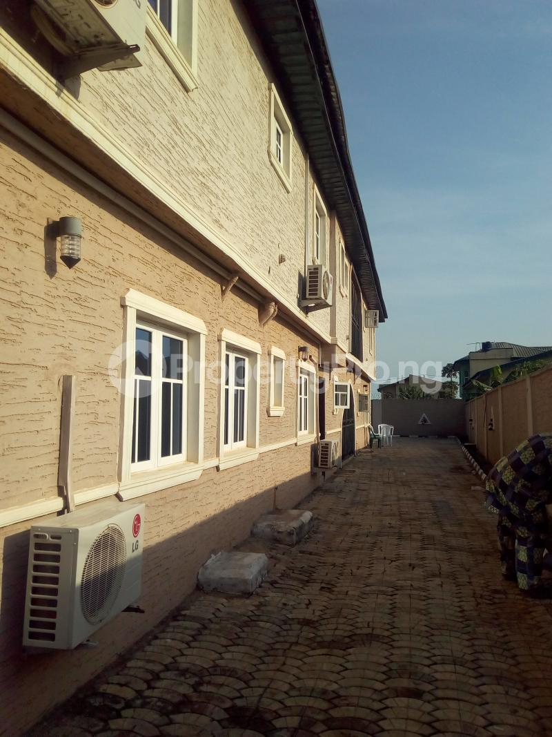 3 bedroom Self Contain Flat / Apartment for rent Peace Estate, Baruwa Baruwa Ipaja Lagos - 1