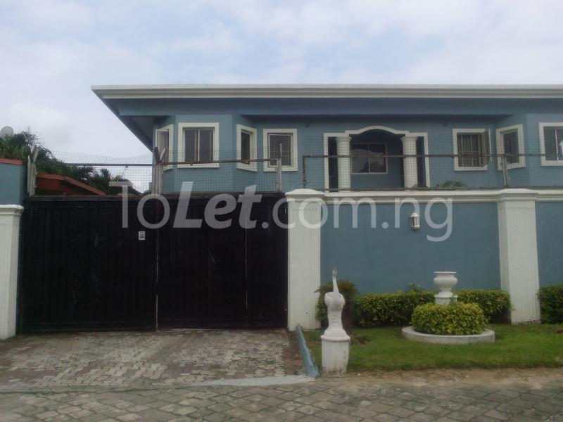 3 bedroom House for rent IKOYI Parkview Estate Ikoyi Lagos - 0