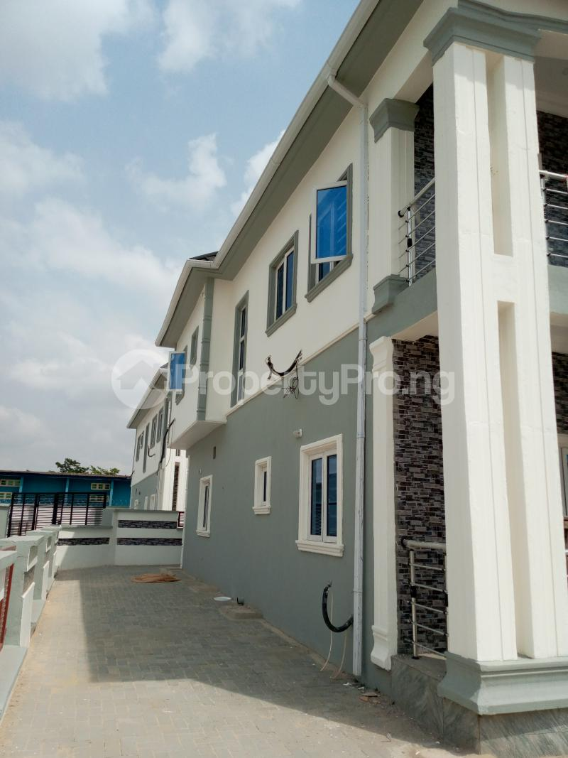 4 bedroom Detached Duplex House for sale Geogious Cole Estate, College Road, Ogba Ifako-ogba Ogba Lagos - 2