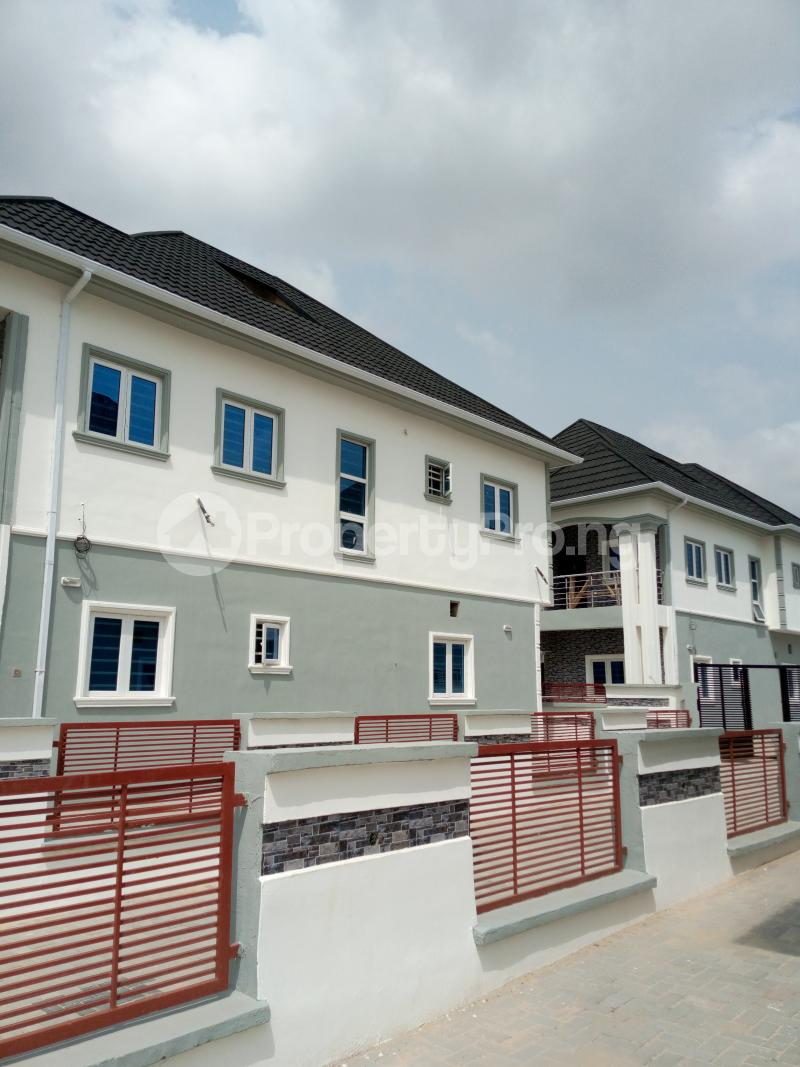 4 bedroom Detached Duplex House for sale Geogious Cole Estate, College Road, Ogba Ifako-ogba Ogba Lagos - 0