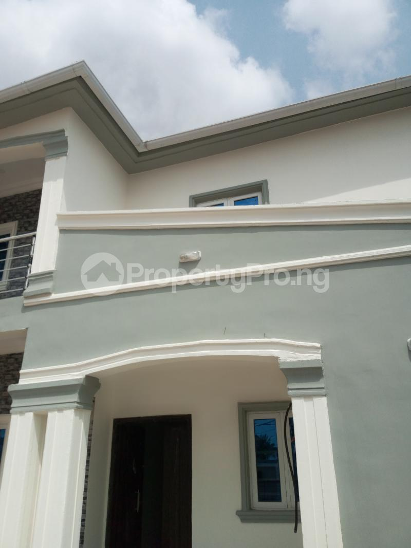 4 bedroom Detached Duplex House for sale Geogious Cole Estate, College Road, Ogba Ifako-ogba Ogba Lagos - 13