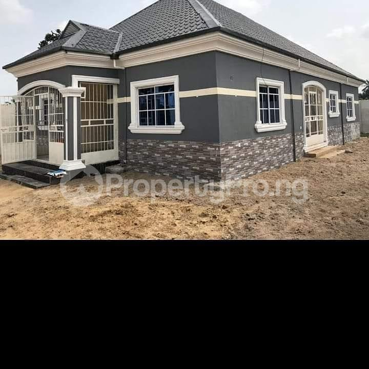 4 bedroom Detached Bungalow House for sale  Igboga Road Igwuruta Rivers State Igwurta-Ali Port Harcourt Rivers - 1