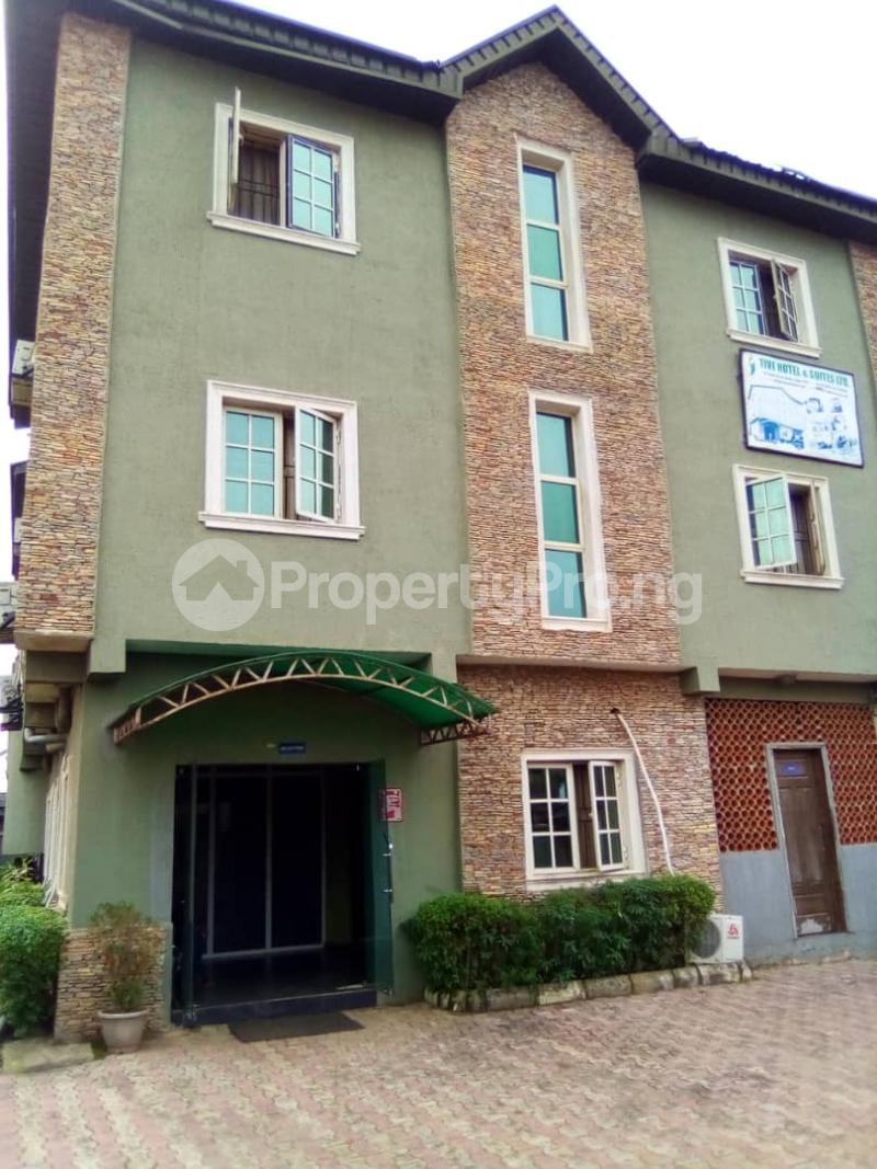 Hotel/Guest House Commercial Property for sale In a busy Neighborhood  Akure Ondo - 0