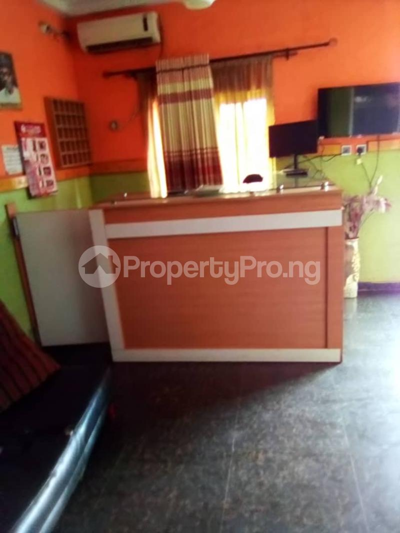 Hotel/Guest House Commercial Property for sale In a busy Neighborhood  Akure Ondo - 1
