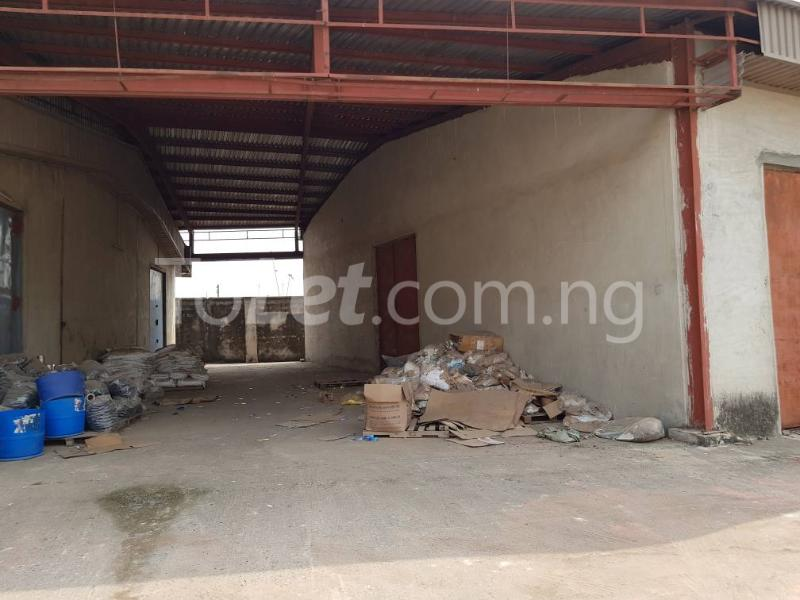 Commercial Property for sale expressway Ojokoro Abule Egba Lagos - 9