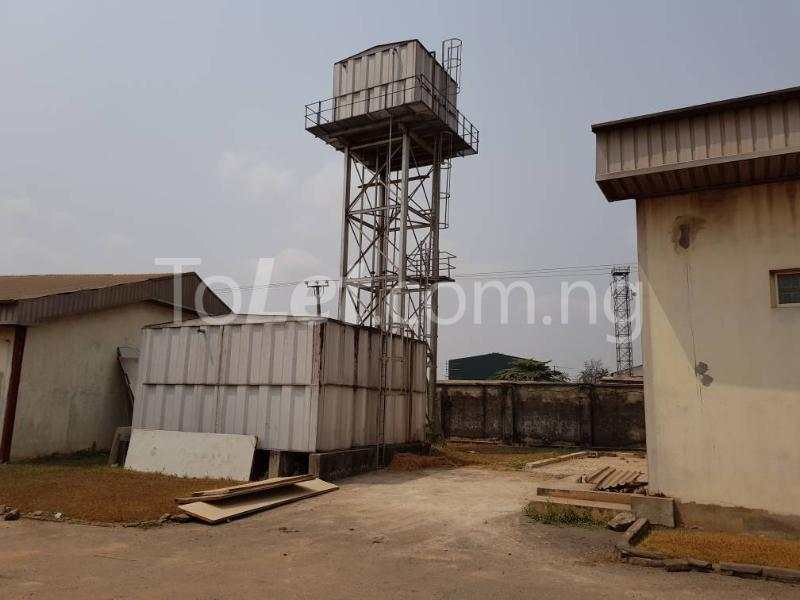 Commercial Property for sale expressway Ojokoro Abule Egba Lagos - 1