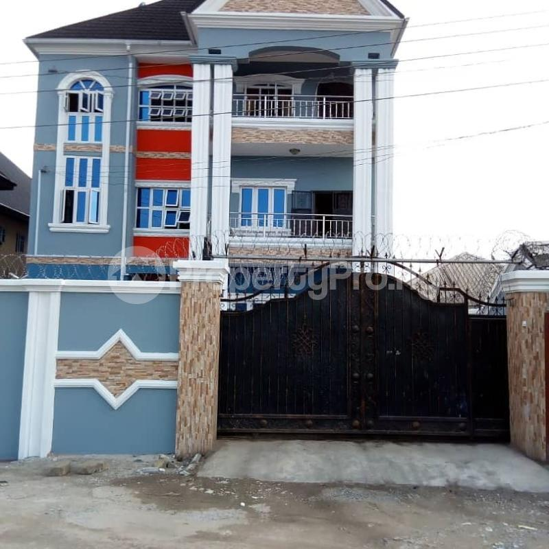 3 bedroom Blocks of Flats House for sale Shell Cooperative area off Opm road, Eliozu  Eliozu Port Harcourt Rivers - 4