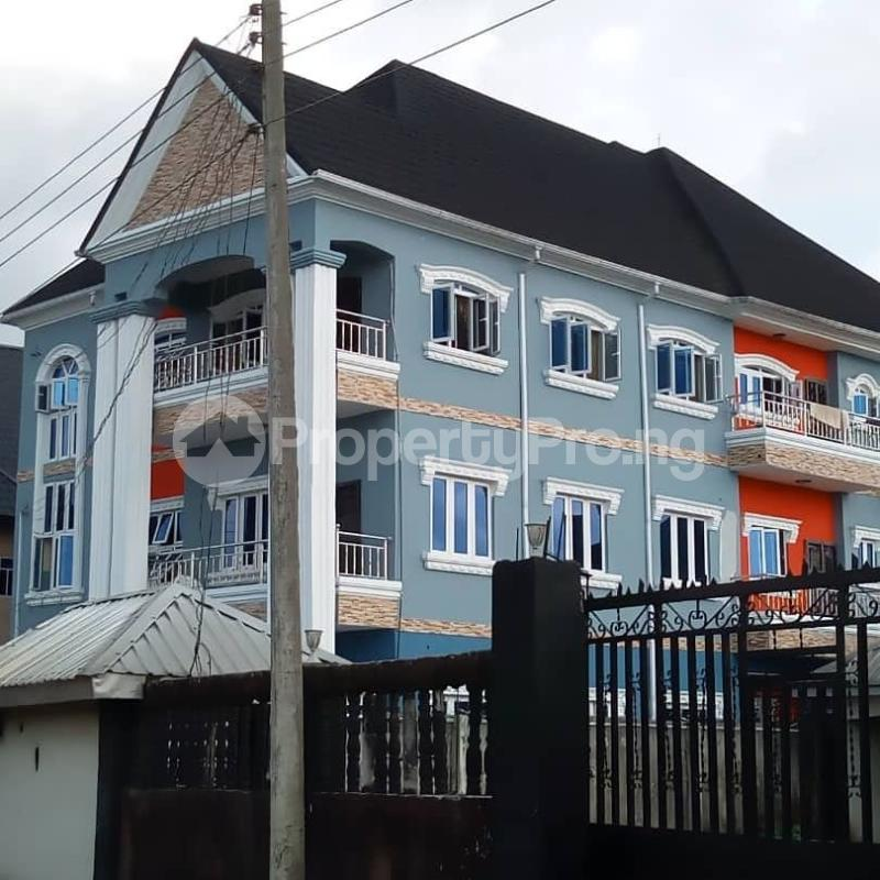 3 bedroom Blocks of Flats House for sale Shell Cooperative area off Opm road, Eliozu  Eliozu Port Harcourt Rivers - 2