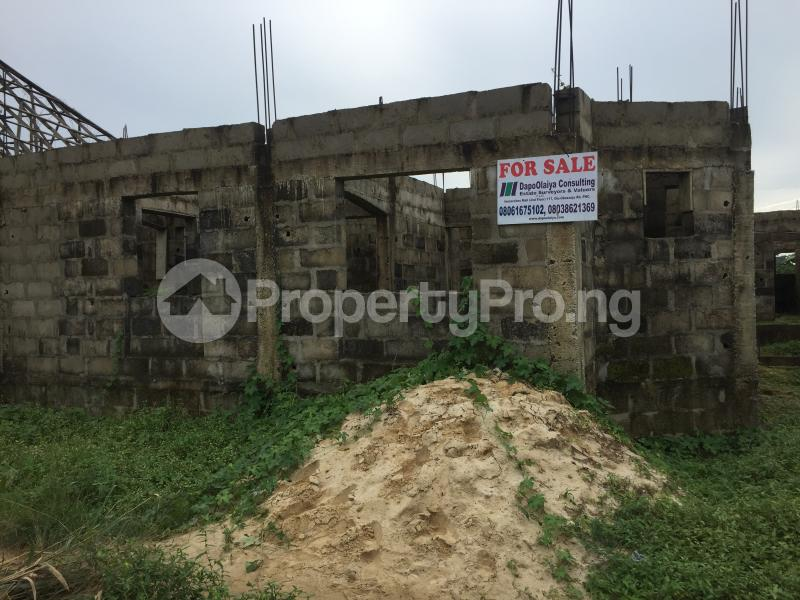 4 bedroom House for sale Behind AIT off NTA Road  Magbuoba Port Harcourt Rivers - 1