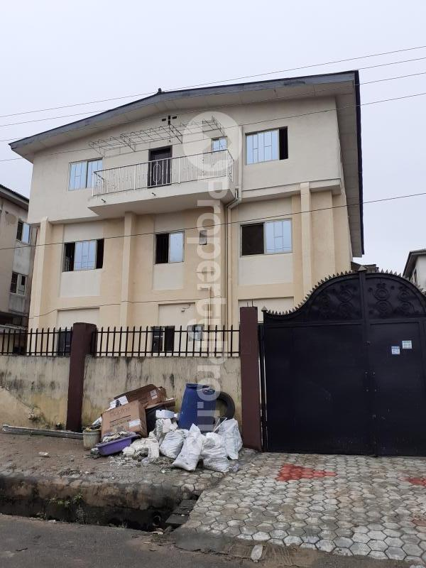1 bedroom mini flat  Mini flat Flat / Apartment for rent Ifako Ifako-gbagada Gbagada Lagos - 1