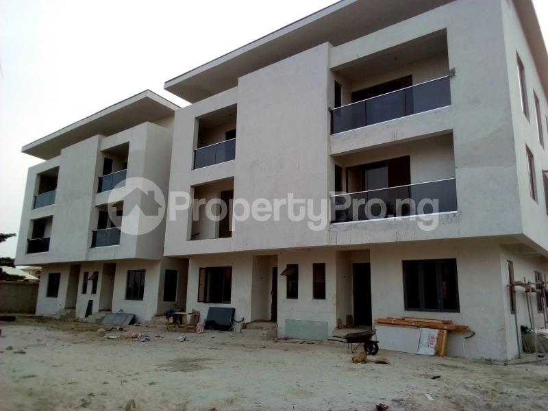 3 bedroom Massionette House for sale Close to Alpha Beach Lekki Phase 2 Lekki Lagos - 2