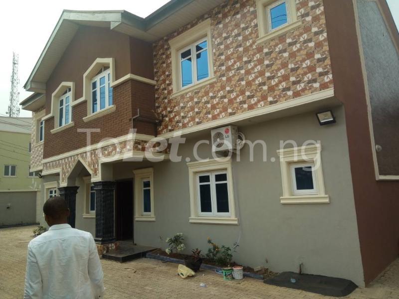 4 bedroom House for sale gateway zone Magodo Kosofe/Ikosi Lagos - 1