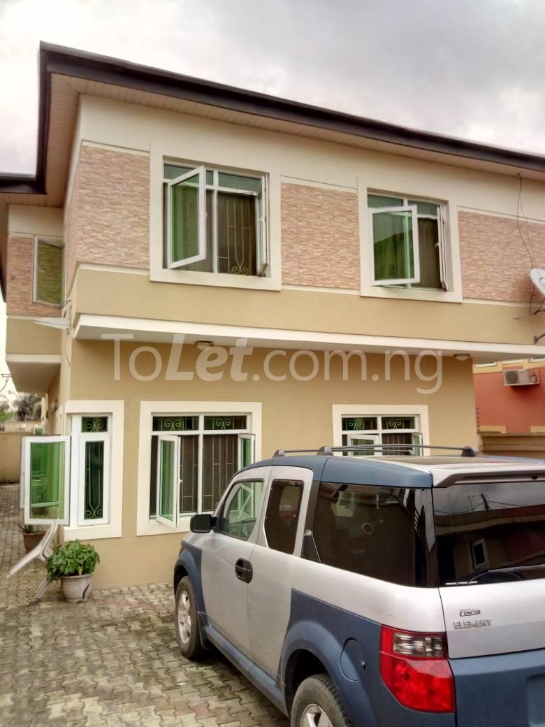 5 bedroom House for sale magodo shangisha GRA 2 Magodo GRA Phase 2 Kosofe/Ikosi Lagos - 1