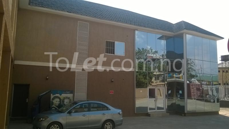 10 bedroom Office Space Commercial Property for rent Karu Market Nyanya Abuja - 0