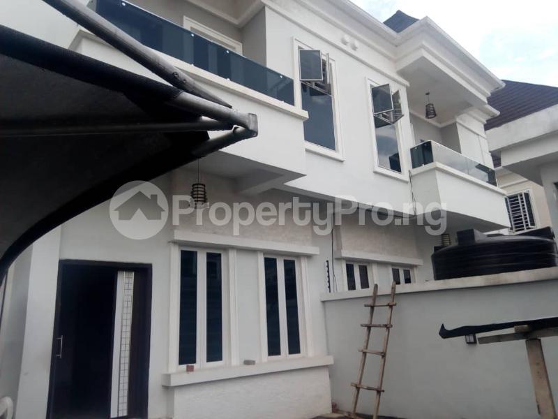 4 bedroom Detached Duplex House for rent Chevron Drive  chevron Lekki Lagos - 0