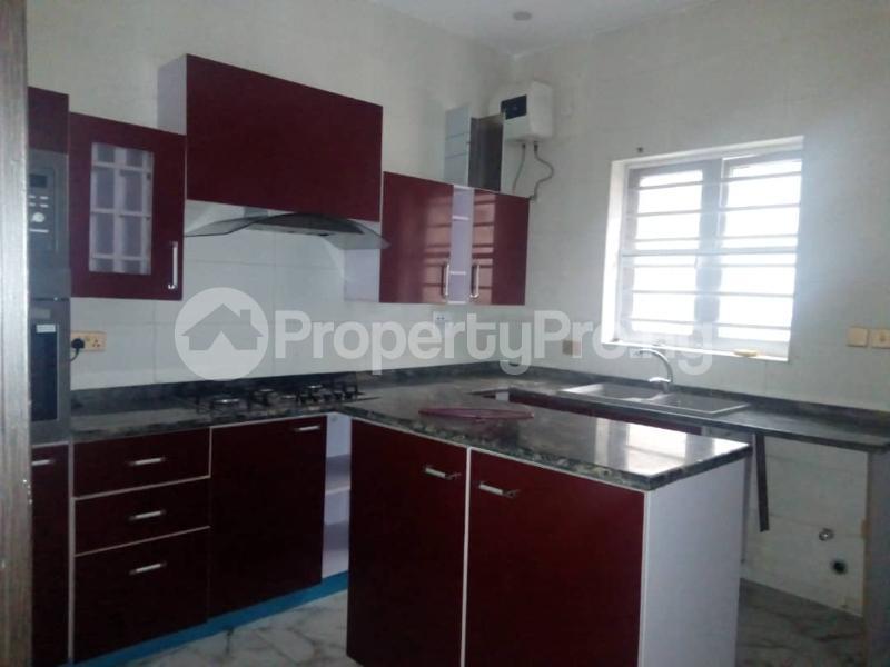 4 bedroom Detached Duplex House for rent Chevron Drive  chevron Lekki Lagos - 3