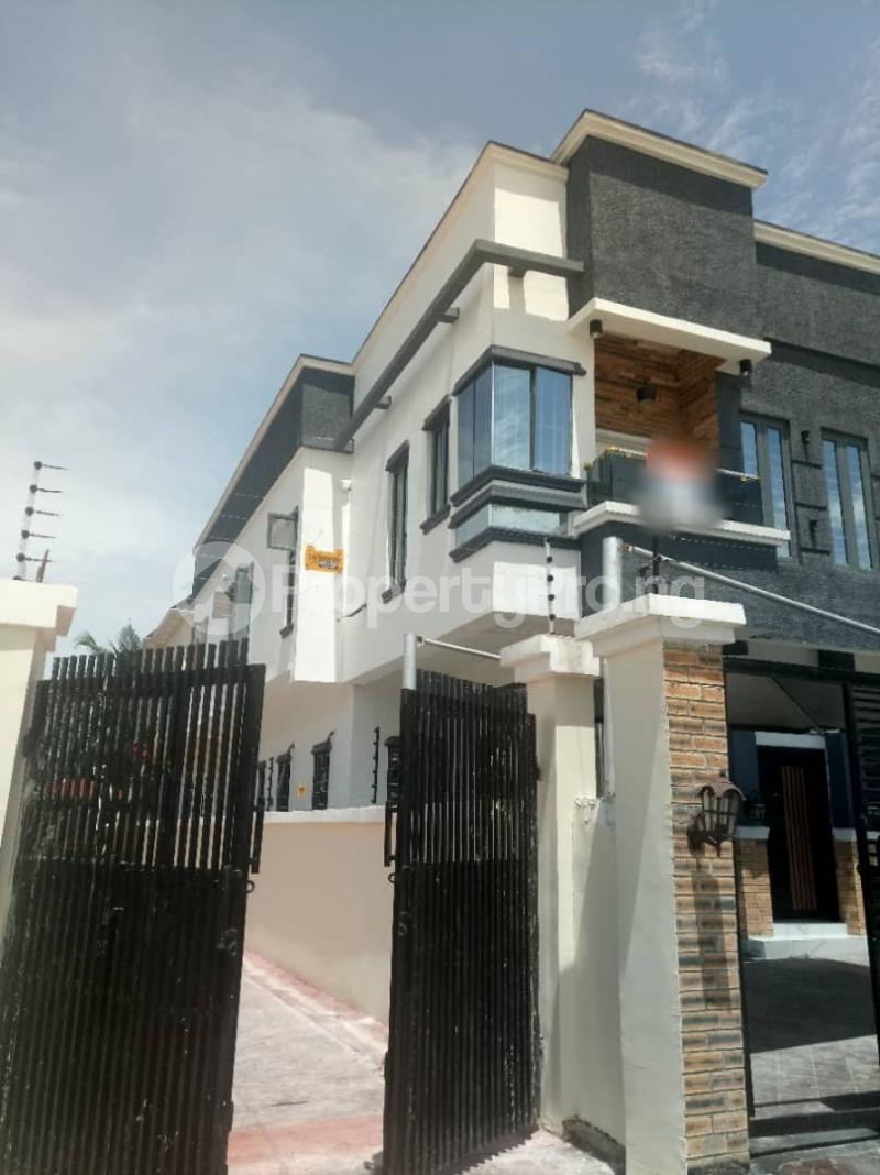 4 bedroom Detached Duplex House for rent Ikota villa  Ikota Lekki Lagos - 0