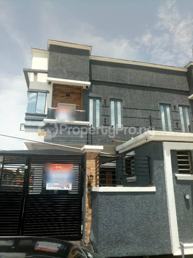 4 bedroom Detached Duplex House for rent Ikota villa  Ikota Lekki Lagos - 1