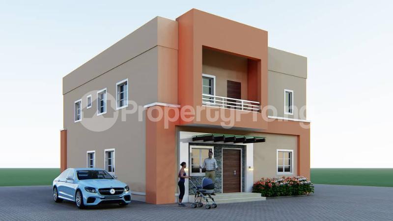 5 bedroom Detached Duplex House for sale At Lennar Hillside Estate, Beside Brick City Estate Kubwa Abuja - 0