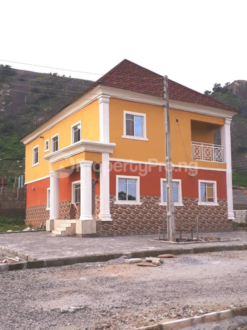 5 bedroom Detached Duplex House for sale At Lennar Hillside Estate, Beside Brick City Estate Kubwa Abuja - 1