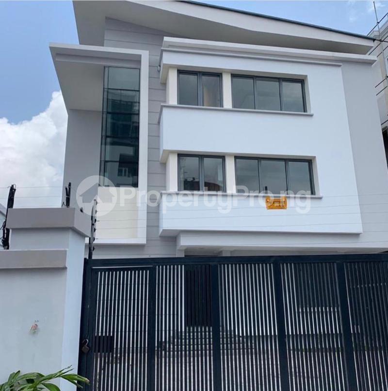 5 bedroom Detached Duplex House for sale Ikoyi Ikoyi Lagos - 8