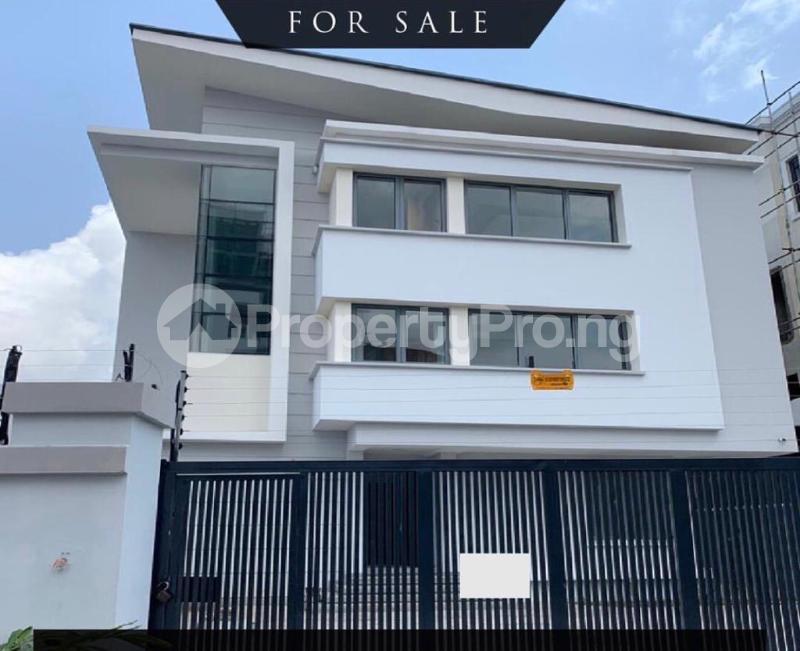 5 bedroom Detached Duplex House for sale Ikoyi Ikoyi Lagos - 0