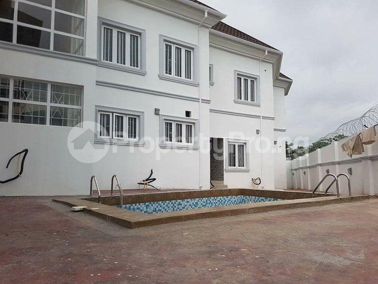 5 bedroom Detached Duplex House for sale Guzape Guzape Abuja - 4