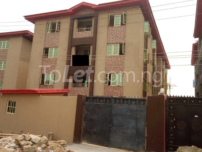 3 bedroom Flat / Apartment for rent - LSDPC Maryland Estate Maryland Lagos - 1