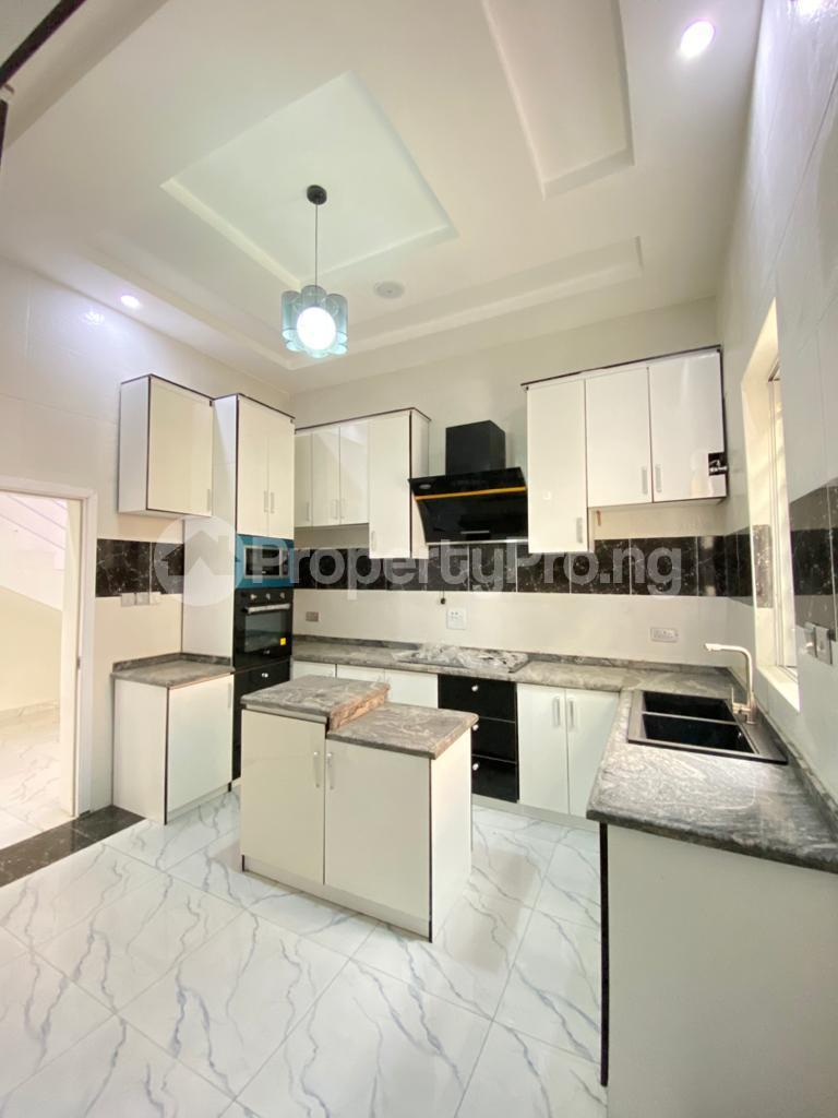 4 bedroom Semi Detached Duplex House for sale Ikota Lekki Lagos - 2