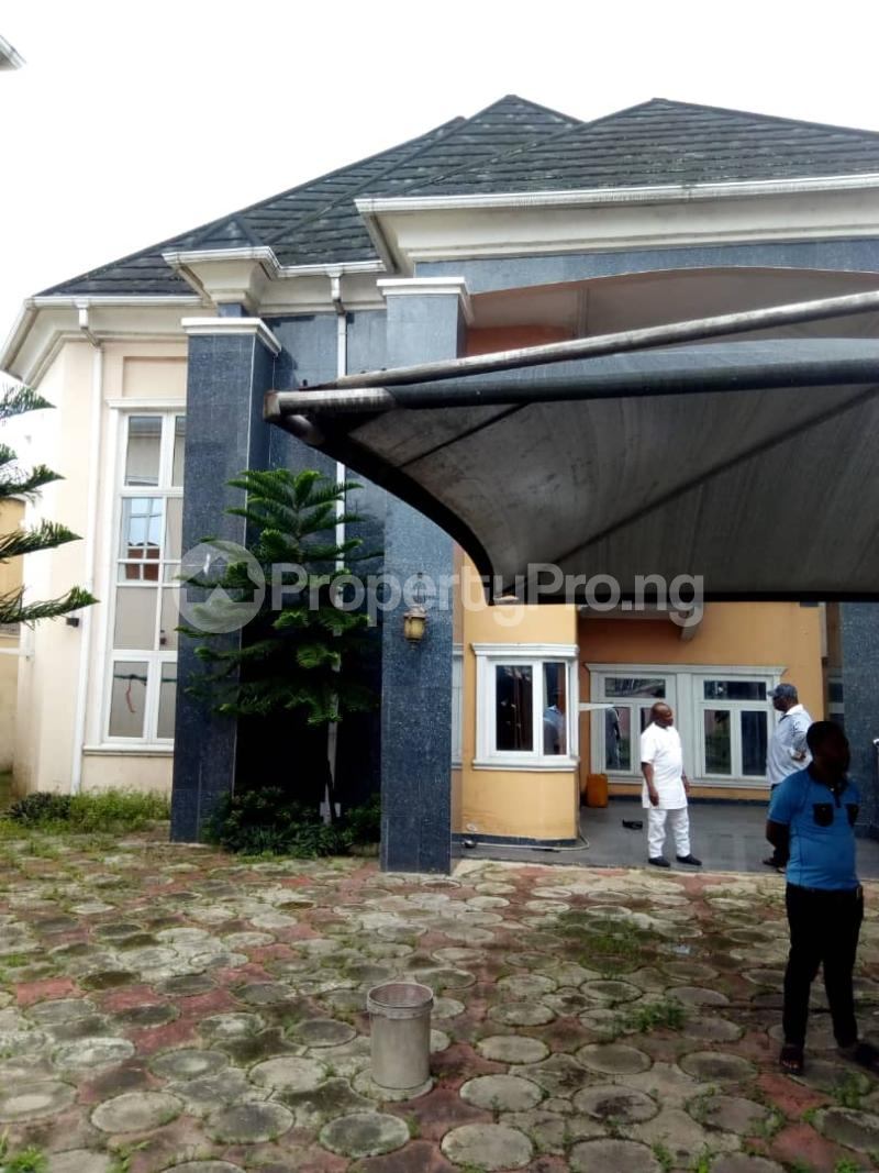 5 bedroom Detached Duplex House for sale Aba GRA Aba Abia - 0