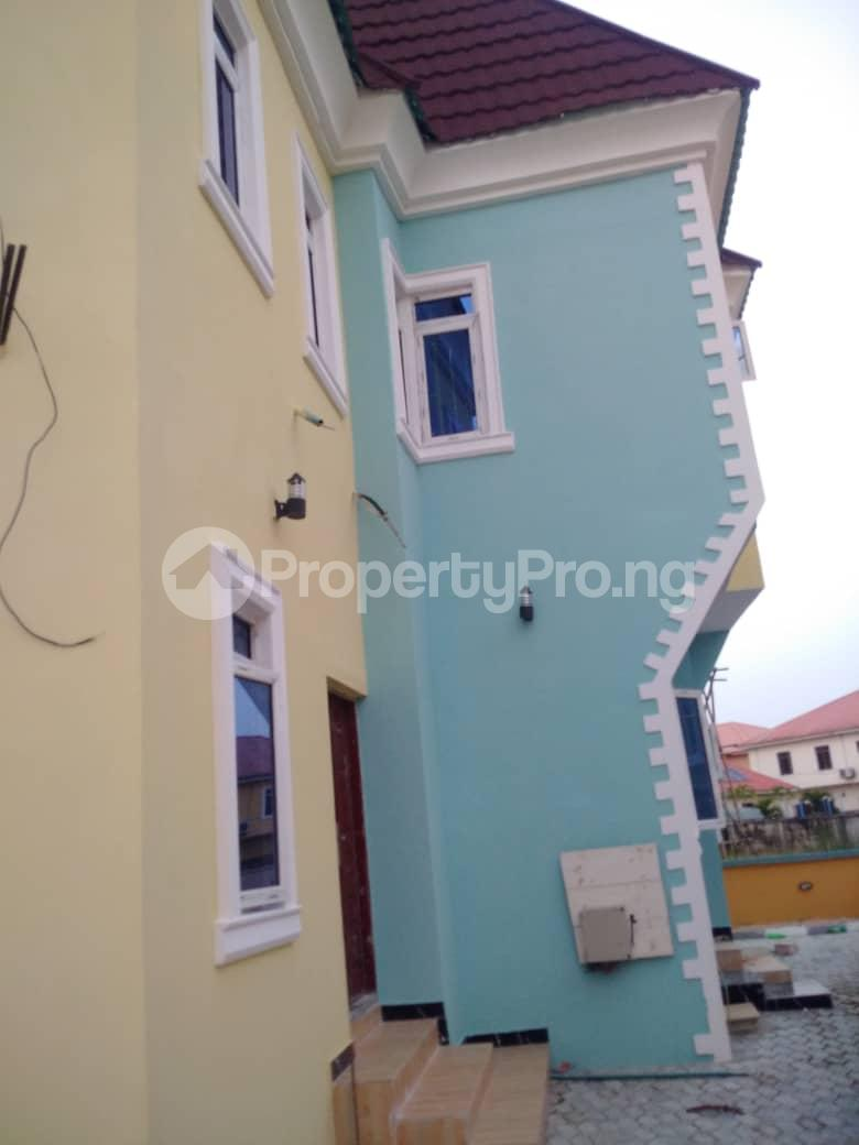 4 bedroom Detached Duplex House for sale Crown estate Sangotedo Ajah Lagos - 5