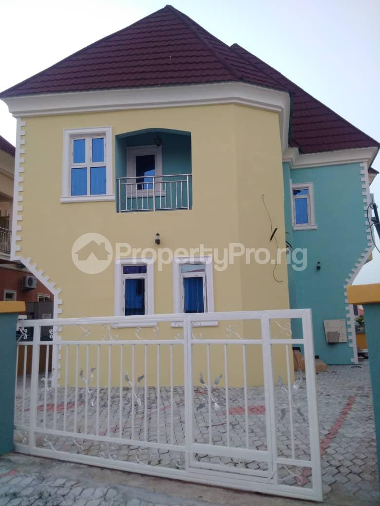 4 bedroom Detached Duplex House for sale Crown estate Sangotedo Ajah Lagos - 15