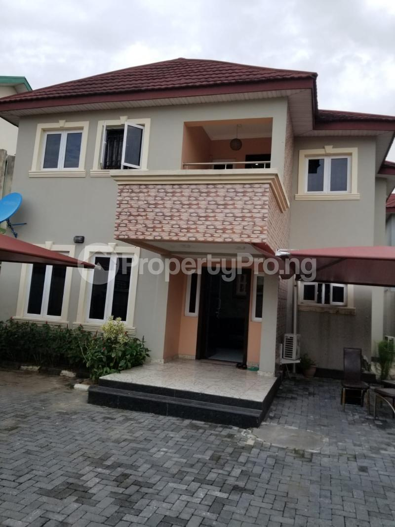 4 bedroom Detached Duplex House for shortlet off freedom way, Lekki Lagos - 11