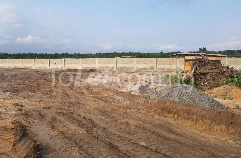 Mixed   Use Land Land for sale Beside Amen Estate, Eleko Beach Road Eleko Ibeju-Lekki Lagos - 1