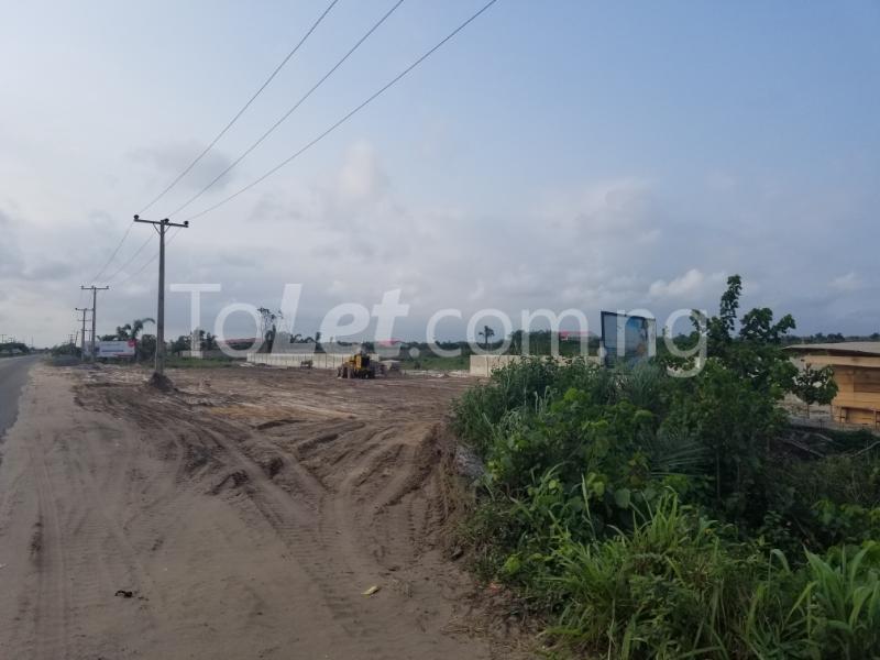 Mixed   Use Land Land for sale Beside Amen Estate, Eleko Beach Road Eleko Ibeju-Lekki Lagos - 3