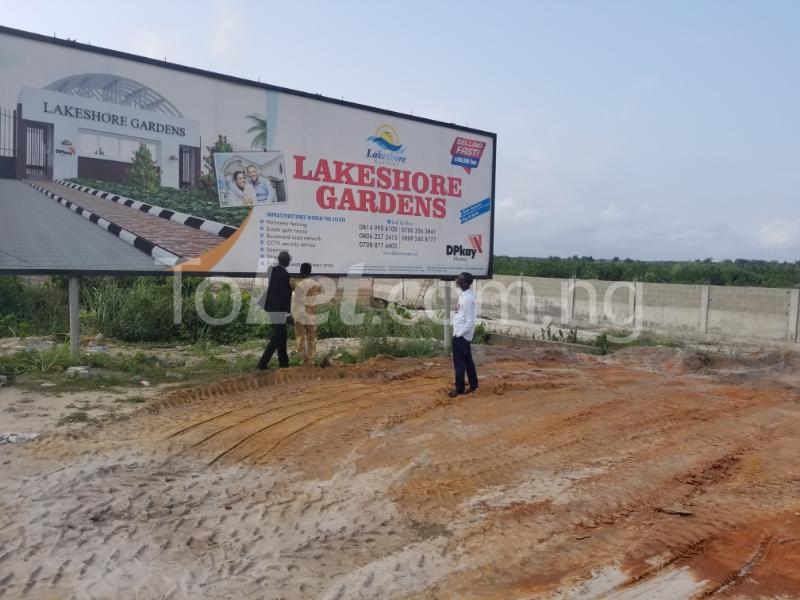 Mixed   Use Land Land for sale Beside Amen Estate, Eleko Beach Road Eleko Ibeju-Lekki Lagos - 0