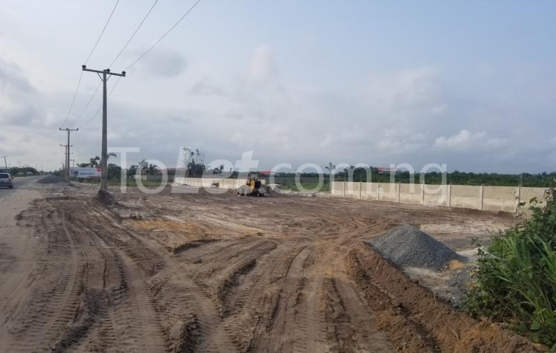 Mixed   Use Land Land for sale Beside Amen Estate, Eleko Beach Road Eleko Ibeju-Lekki Lagos - 2