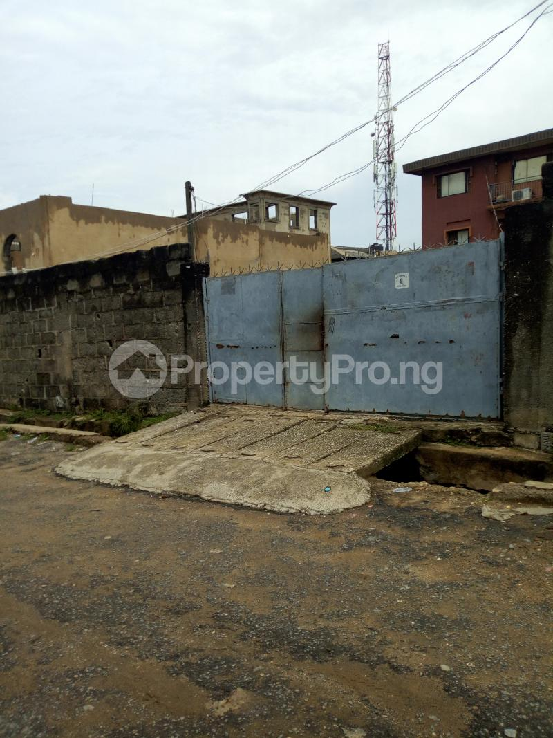 Blocks of Flats House for sale Oloyede street Arowojobe Oshodi Lagos - 1