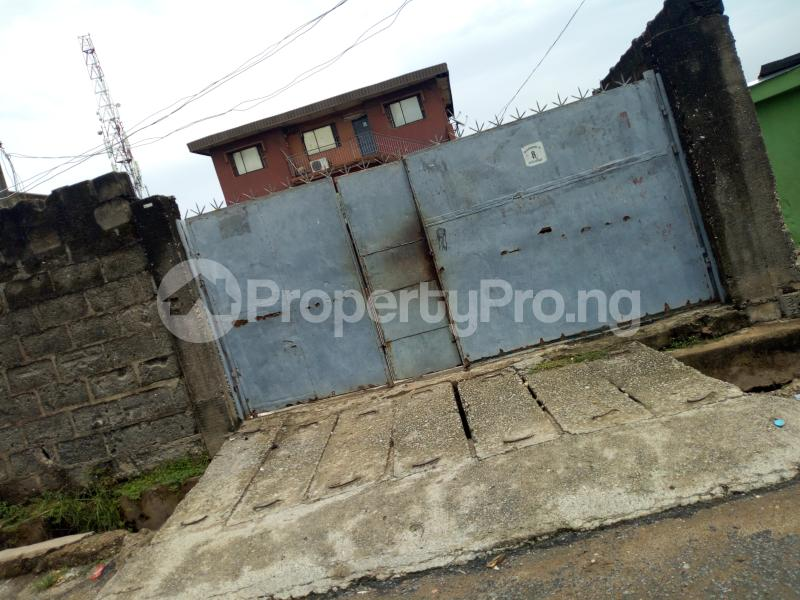 Blocks of Flats House for sale Oloyede street Arowojobe Oshodi Lagos - 0