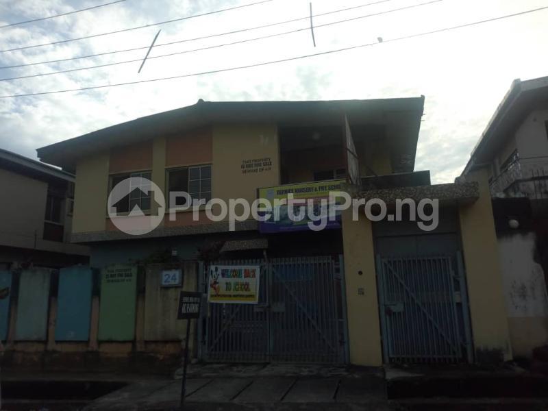Blocks of Flats House for sale Asoland street Mafoluku Oshodi Lagos - 3