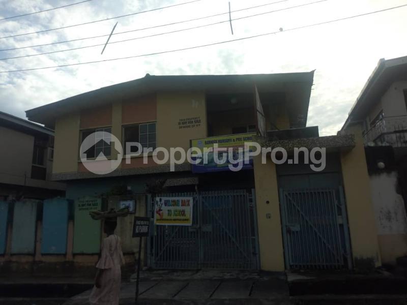 Blocks of Flats House for sale Asoland street Mafoluku Oshodi Lagos - 2