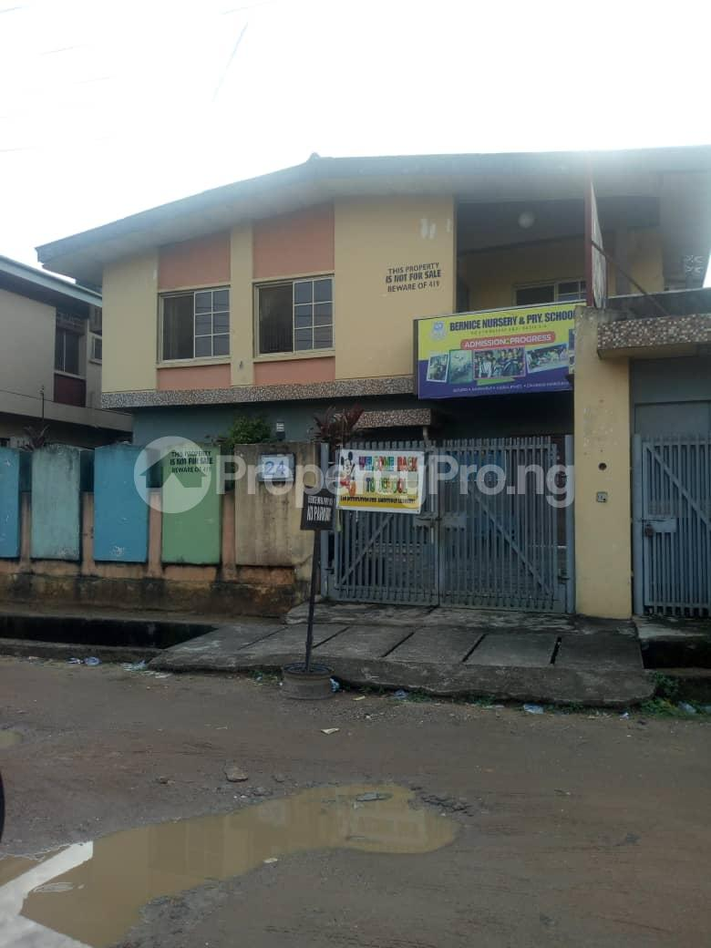 Blocks of Flats House for sale Asoland street Mafoluku Oshodi Lagos - 0