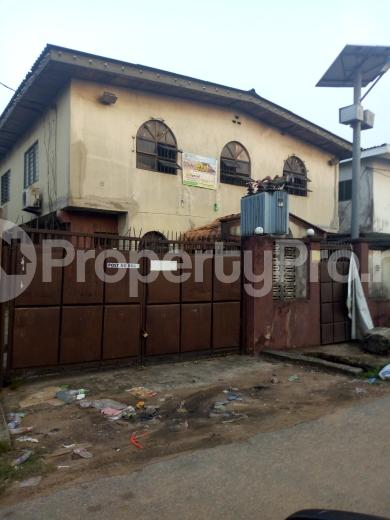 Block of Flat for sale alhaji Azeez street Mafoluku Oshodi Lagos - 3