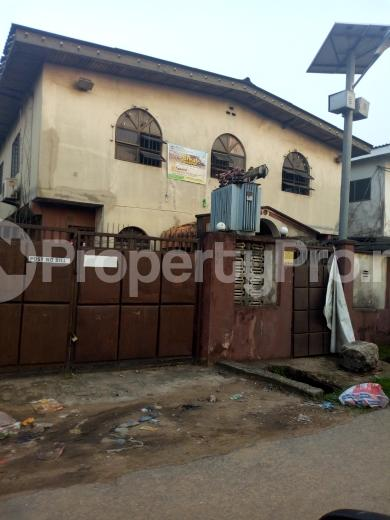 Block of Flat for sale alhaji Azeez street Mafoluku Oshodi Lagos - 0