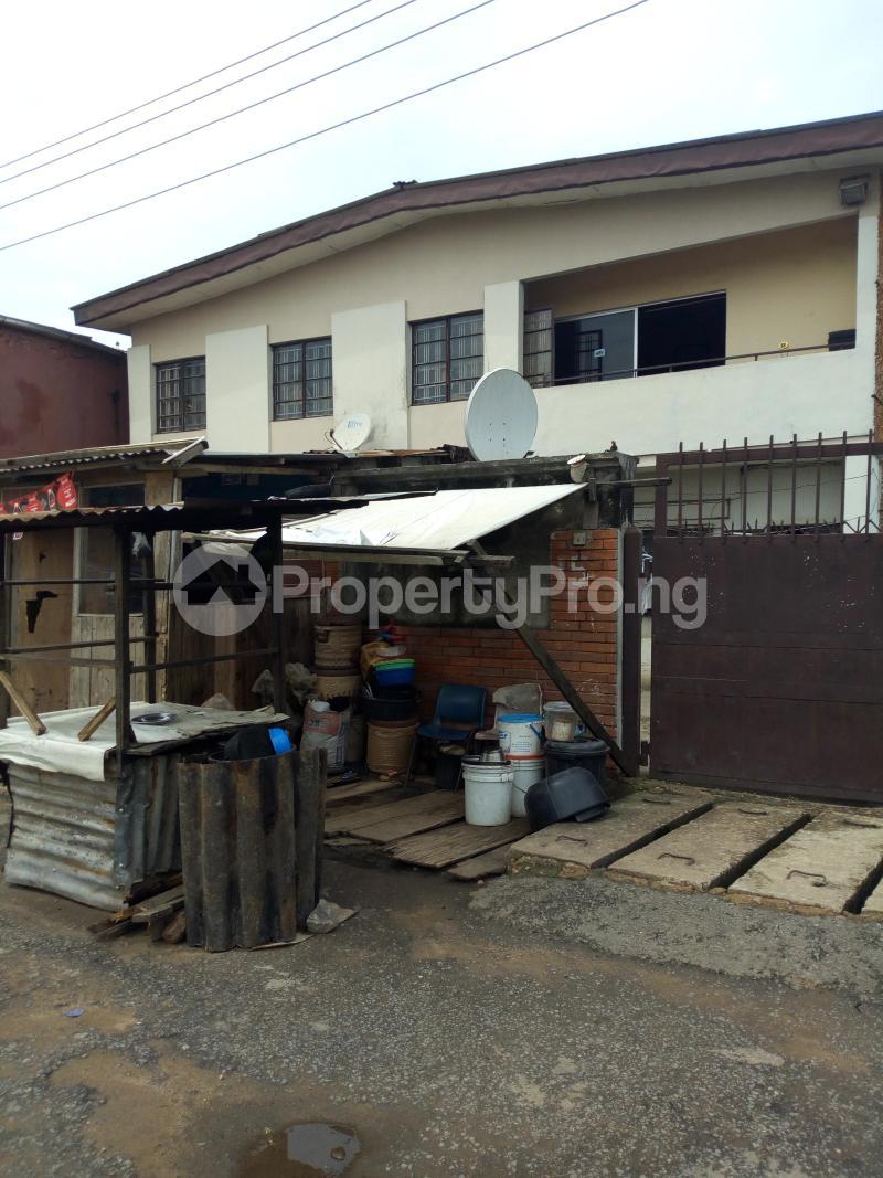 Blocks of Flats House for sale Joseph street  Arowojobe Oshodi Lagos - 0