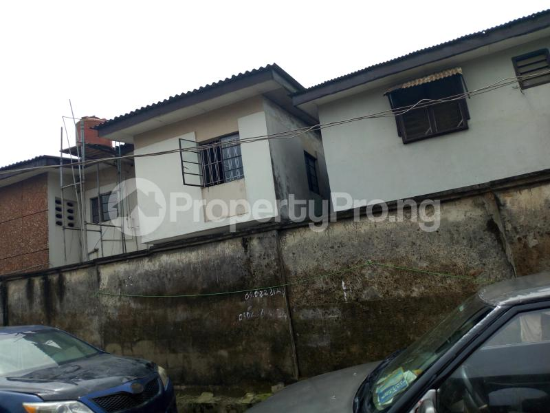 Blocks of Flats House for sale Joseph street  Arowojobe Oshodi Lagos - 1