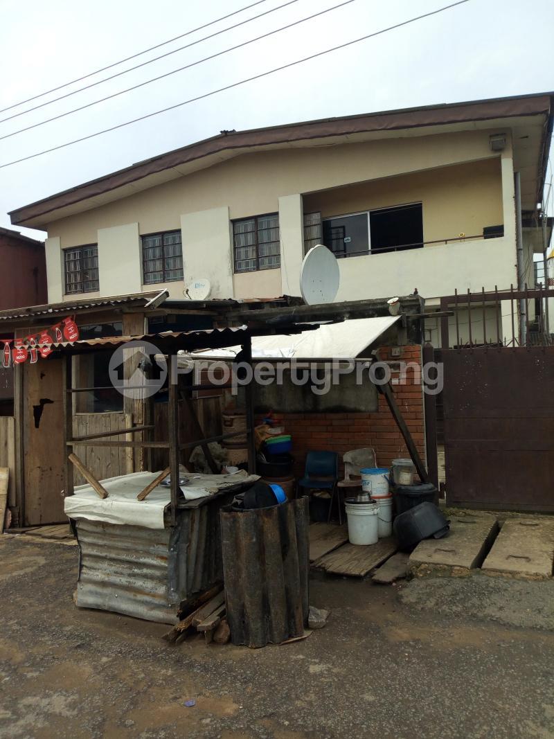 Blocks of Flats House for sale Joseph street  Arowojobe Oshodi Lagos - 2