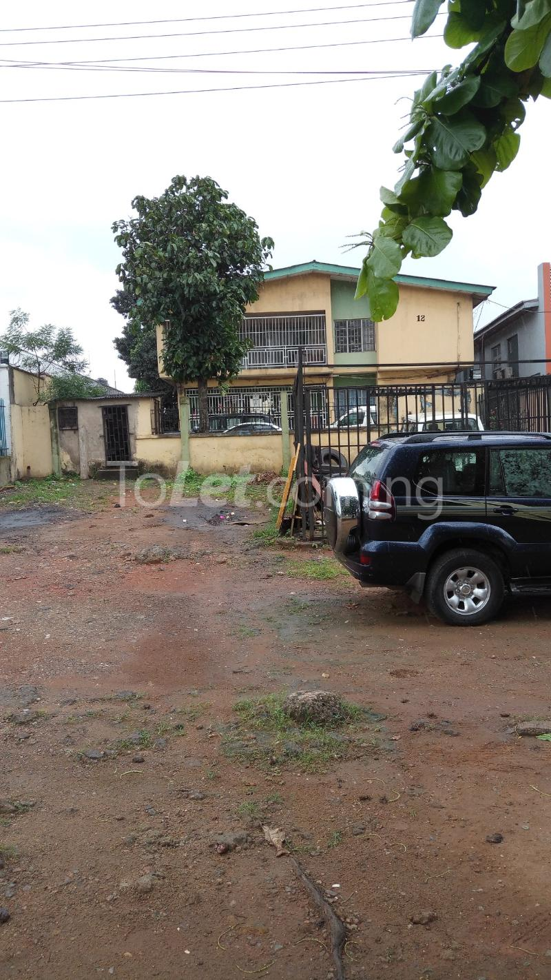 3 bedroom House for sale In Between GTBANK & EcoBank. Airport Road Oshodi Lagos - 0
