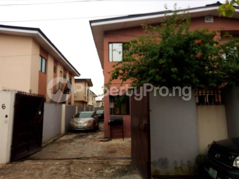 3 bedroom Blocks of Flats House for sale Harmony estate Ifako-gbagada Gbagada Lagos - 1