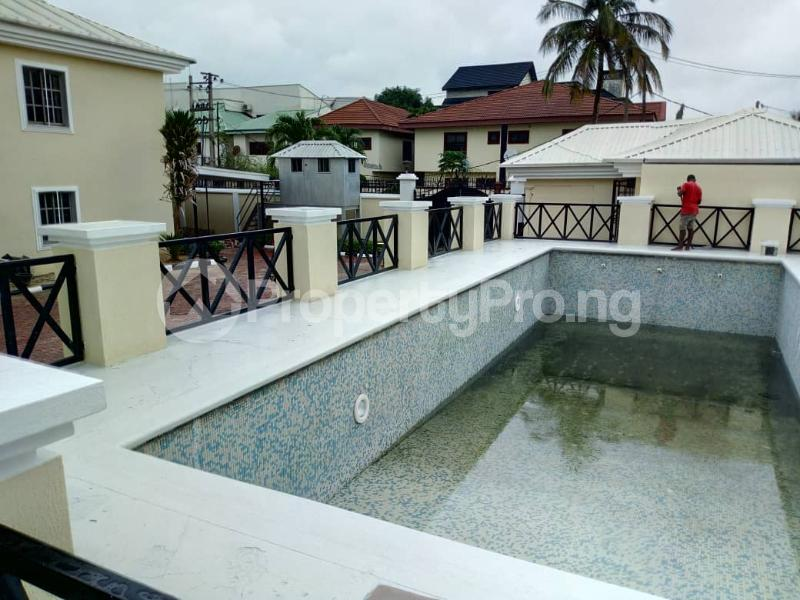 3 bedroom Blocks of Flats House for rent Ibironke Crescent  Parkview Estate Ikoyi Lagos - 18